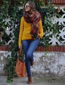 Yellow Winter Fashion Items To Try This Fall 2015-16 3