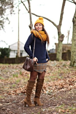 Yellow Winter Fashion Items To Try This Fall 2015-16 5