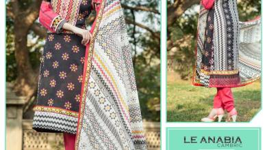 Colorful Cambric Shalwar Kameez 2016 Jaffrani Textiles Designs
