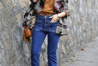 Flared Pants Office Outfits Women Should Wear In Winter