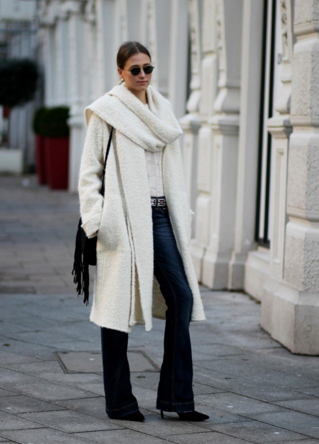 Flare pants office outfits