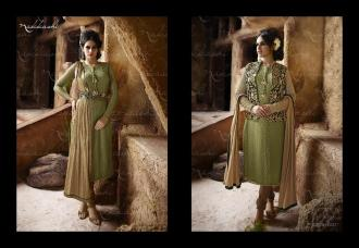 Formal Wear Long Party Wear Collection Nakkashi 2016
