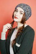 Hair Under Winter Hats Styling Ideas Women Should See 3