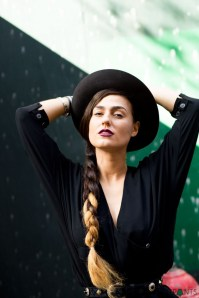 Hair Under Winter Hats Styling Ideas Women Should See