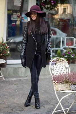 Hair Under Winter Hats Styling Ideas Women Should See 6