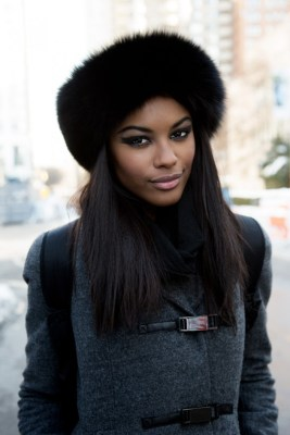 Hair Under Winter Hats Styling Ideas Women Should See 7