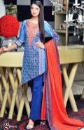 Khaddar Embroidered Winter Shawl Dresses Subhata Collection 2016 9