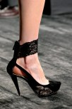 Lace High Heel Shoes To Wear On Parties 10