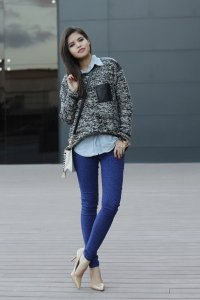 Layered Winter Outfits Women Should Wear 2