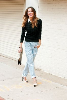Layered Winter Outfits Women Should Wear 5