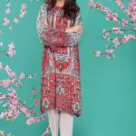 Casual winter kurti