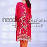 Needle Impressions Embroidered Dresses 2016 7