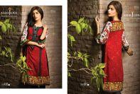 Pret Winter Asim Jofa Collection Embroidered Pret Kurtis 2016