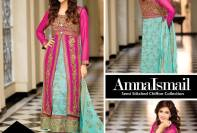 Semi Stitched Chiffon Collection Winter Party Wear 2015-16
