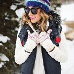 Ski Dressing Ideas Girls Should Adopt 7