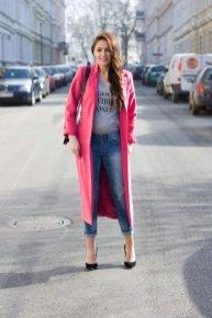 Stylish Winter Long Coats Every Women Should See 10