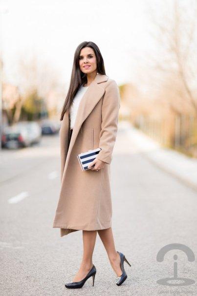 Stylish Winter Long Coats Every Women Should See