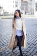 Stylish Winter Long Coats Every Women Should See 4