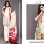 Unstitched Floral Print Dresses By Sapphire 2015-16 14