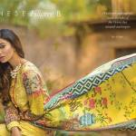 Unstitched Floral Print Dresses By Sapphire 2015-16 17