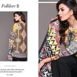 Unstitched Floral Print Dresses By Sapphire 2015-16 18