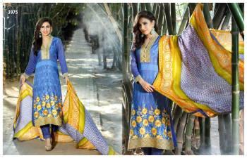 Viscose Shawl Dresses Tawakkal Fabrics Collection 2016 11