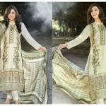 Viscose Shawl Dresses Tawakkal Fabrics Collection 2016 5