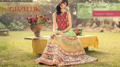 Zahra Ahmed Formal Wear Guzellik Collection Spring 2016