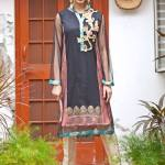 Zahra Ahmed Luxury Essence Collection Party Wear 2015-16 14