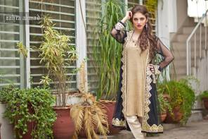 Zahra Ahmed Luxury Essence Collection Party Wear 2015-16 9