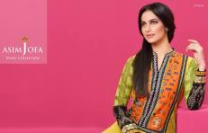 Asim Jofa Summer Tunics Luxury Collection 2016 17