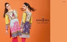 Asim Jofa Summer Tunics Luxury Collection 2016 3