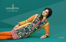 Asim Jofa Summer Tunics Luxury Collection 2016 8