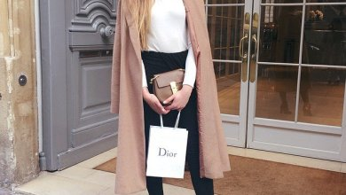 Beige Coat Styles Women Should Try In Cold Days