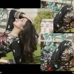 Cambric Embroidered Spring Collection Rujhan Fabrics 2016 3