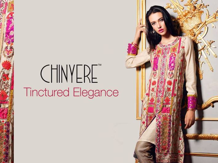 Chinyere spring formal collection