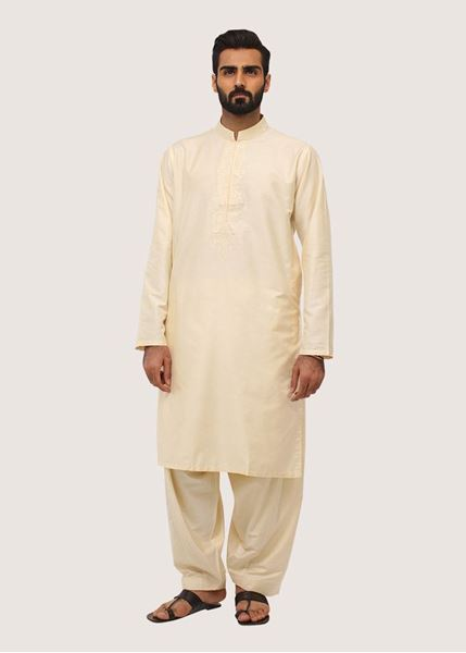 Deepak Perwani Spring Summer Men Ethnic Wear Kurta 2016