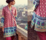Embroidered Pret Zara Shah Jahan Collection 2016 2