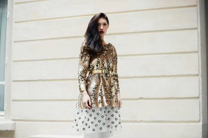 Evening Wear Spring Summer Muse Collection 2016 6