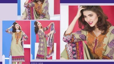 Gloria Khaddar Spring Collection Rashid Textiles 2016