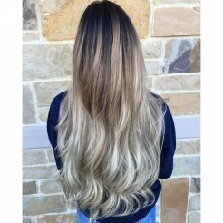 Hair Melting Color Technique Ideas Women Should See 8
