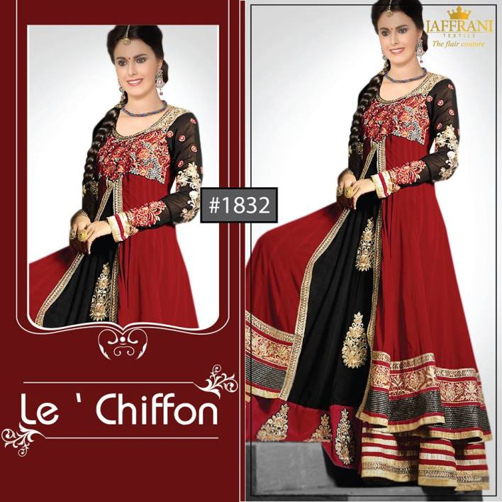 Le chiffon spring collection