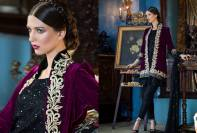 Luxury Formal Wear Tabassum Mughal 2016 Al Zohaib