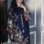 Mbroidered Spring Dresses Collection Maria B 2016