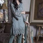 Mbroidered Spring Dresses Collection Maria B 2016 8