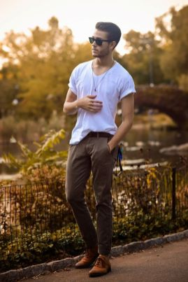 Men Summer Clothing Trend Casual Wear Outfits 2016 2