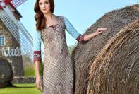 Spring Embroidered Tunics Sanam Chottani Collection 2016
