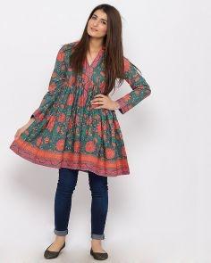 spring kurti designs