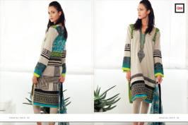 Spring Lawn Shalwar Kameez LSM Fabrics 2016 2