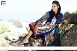 Spring Lawn Shalwar Kameez LSM Fabrics 2016 3